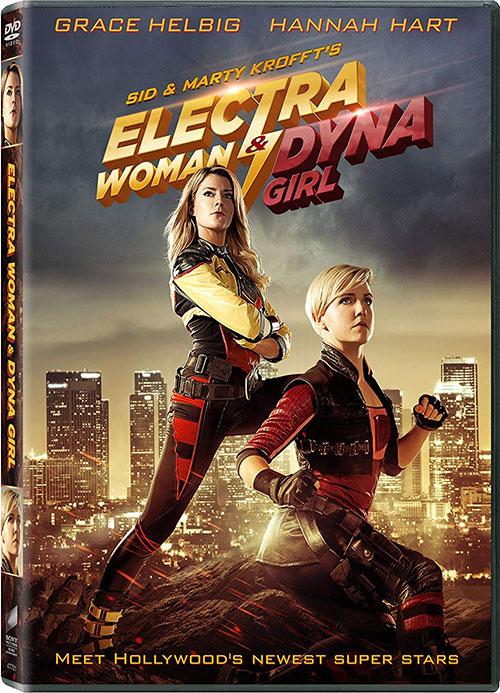 دانلود دوبله فارسی فیلم زن الکترا و دختر داینا Electra Woman and Dyna Girl 2016