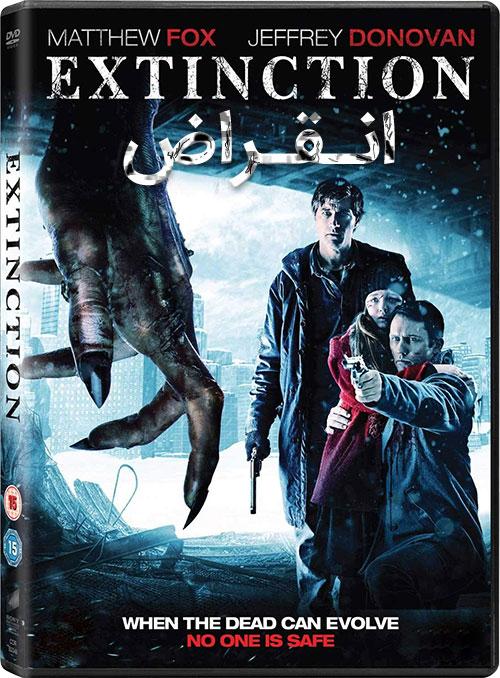 دانلود فیلم انقراض با دوبله فارسی Extinction 2015