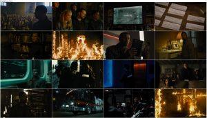 دانلود فیلم 451 فارنهایت با دوبله فارسی Fahrenheit 451 2018