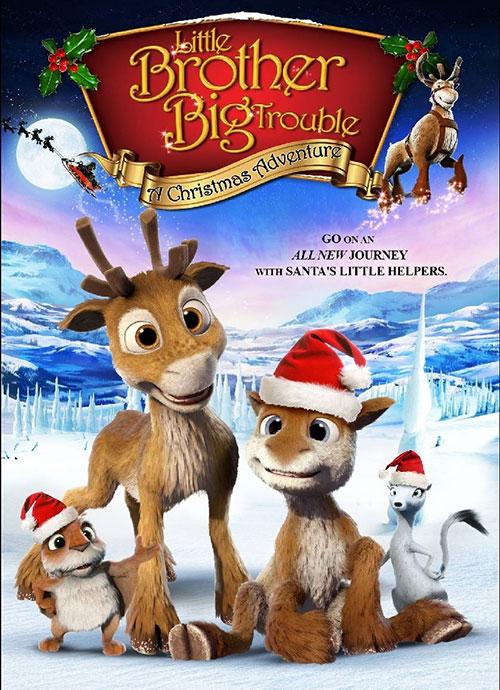 دانلود دوبله فارسی انیمیشن ماجراجویی کریسمس A Christmas Adventure 2012