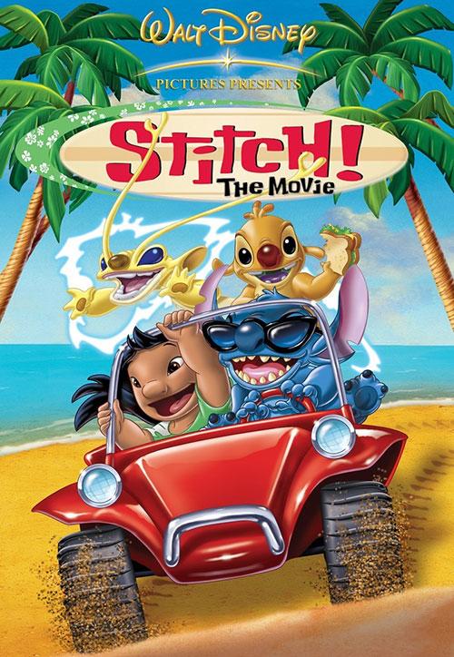 دانلود انیمیشن استیچ! Stitch The Movie 2003