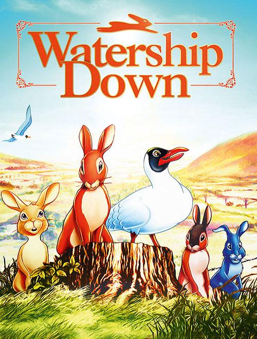 دانلود انیمیشن تپه خرگوش ها Watership Down 1978