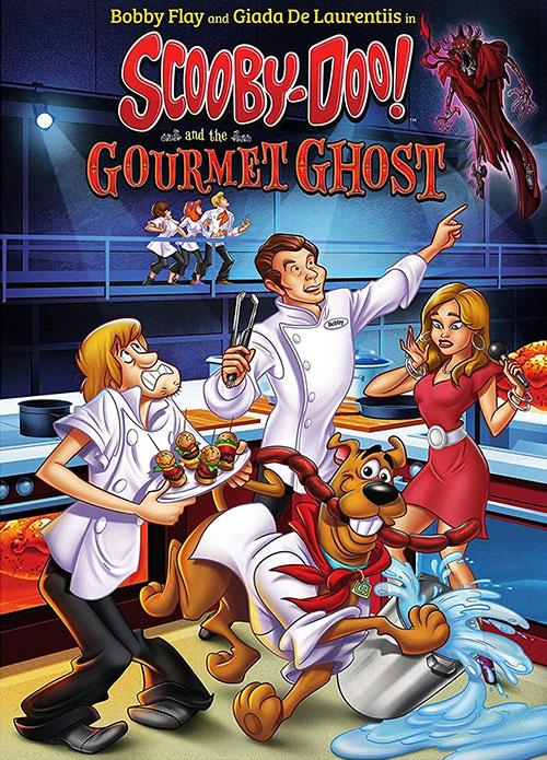 دانلود انیمیشن اسکوبی دوو Scooby-Doo and the Gourmet Ghost 2018