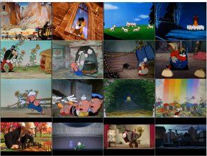 دانلود انیمیشن های کوتاه والت دیزنی با دوبله فارسی