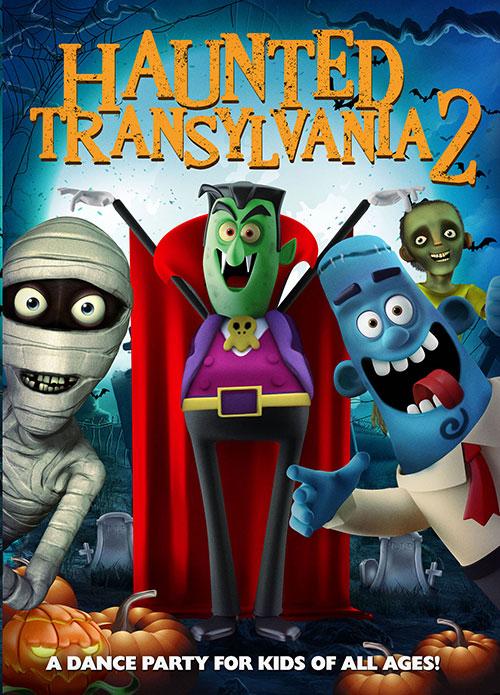 دانلود انیمیشن ترانسیلوانیا متروکه Haunted Transylvania 2 2018