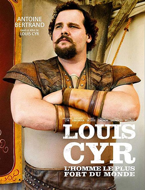 دانلود فیلم لویی سییر با دوبله فارسی Louis Cyr 2013