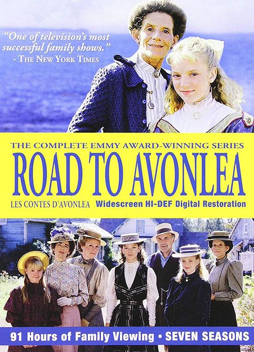 دانلود دوبله فارسی سریال قصه های جزیره Road to Avonlea 1990