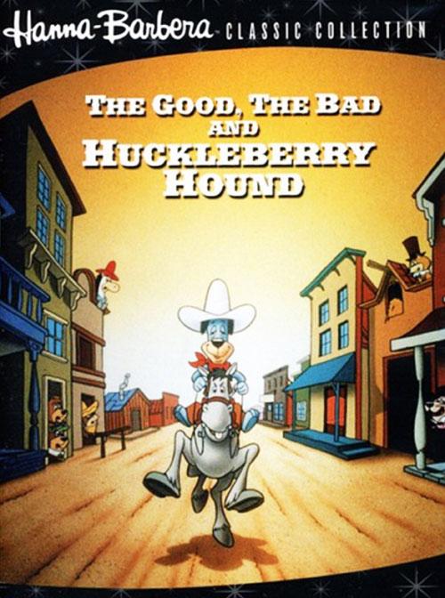 دانلود انیمیشن The Good, the Bad, and Huckleberry Hound 1988
