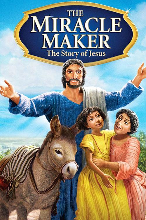 دانلود انیمیشن معجزه گر The Miracle Maker 2000