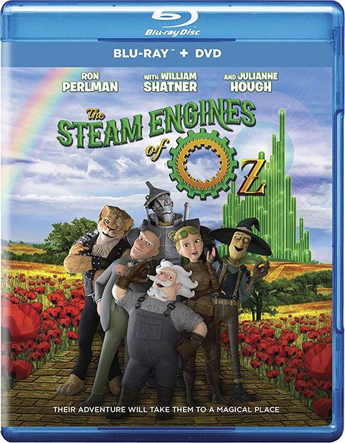 دانلود انیمیشن موتورهای بخار اوز The Steam Engines of Oz 2018