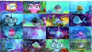 دانلود انیمیشن داستان ماهی 2 Fishtales 2 2017