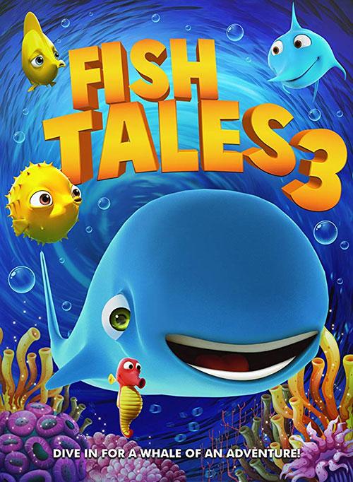 دانلود انیمیشن داستان ماهی 3 Fishtales 3 2018