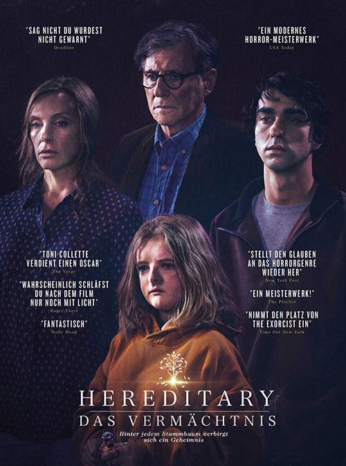 دانلود فیلم موروثی با دوبله فارسی Hereditary 2018