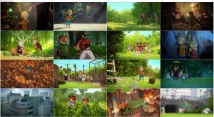 دانلود انیمیشن Rabbit School - Guardians of the Golden Egg 2017