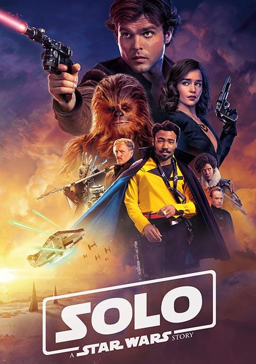 دانلود دوبله فارسی فیلم سولو: داستانی از جنگ ستارگان Solo: A Star Wars Story 2018