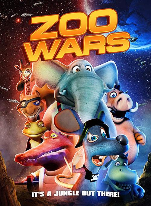 دانلود انیمیشن جنگ های باغ وحش Zoo Wars 2018