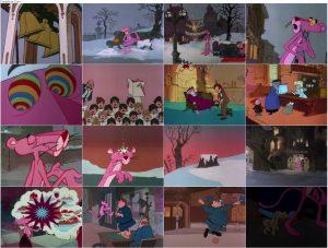 دانلود انیمیشن یک کریسمس صورتی A Pink Christmas 1978