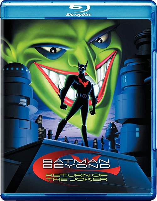 دانلود انیمیشن Batman Beyond: Return of the Joker 2000