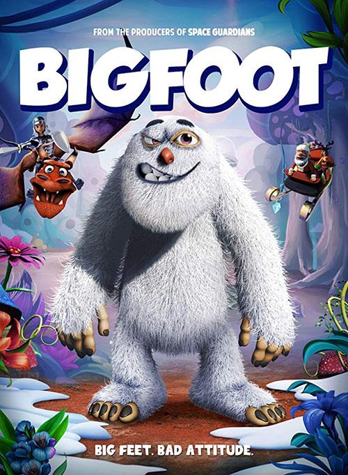 دانلود دوبله فارسی انیمیشن پاگنده Bigfoot 2018