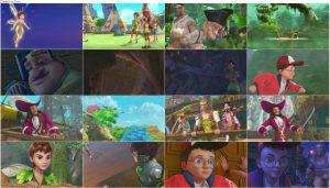 دانلود انیمیشن پیتر پن: در جستجوی کتاب ممنوعه Peter Pan 2018