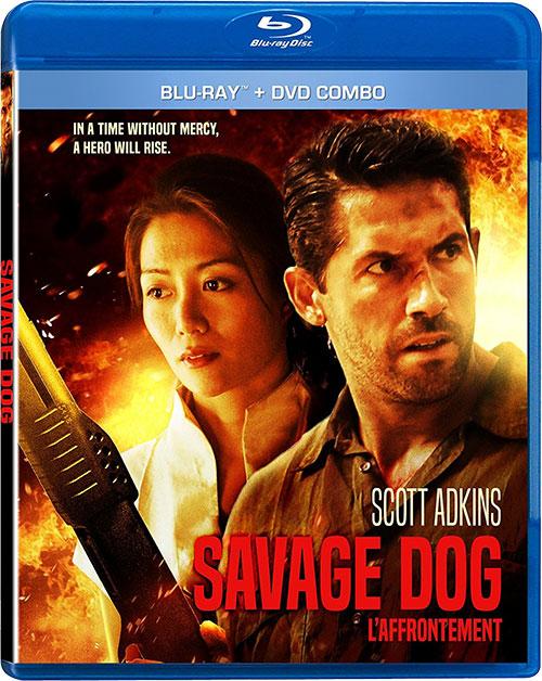 دانلود فیلم سگ وحشی با دوبله فارسی Savage Dog 2017