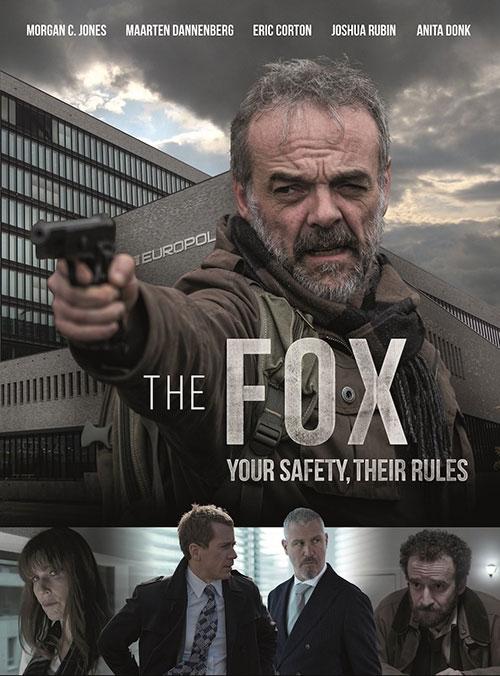 دانلود فیلم کارآگاه فاکس با دوبله فارسی The Fox 2017