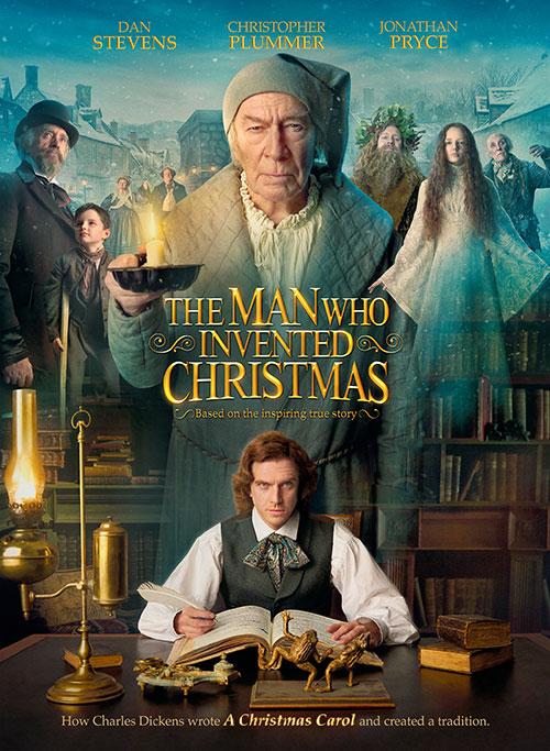 دانلود فیلم مردی که کریسمس را اختراع کرد The Man Who Invented Christmas 2017