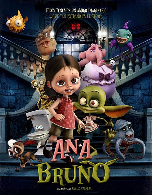 دانلود انیمیشن آنا و برونو Ana and Bruno 2017
