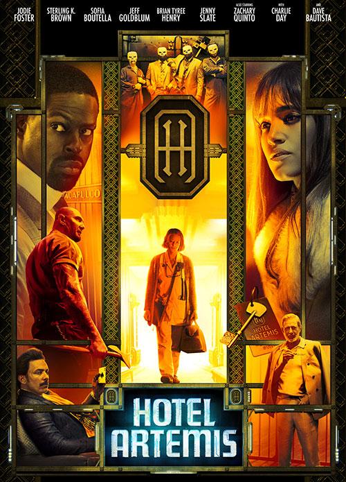 دانلود دوبله فارسی فیلم هتل آرتمیس Hotel Artemis 2018