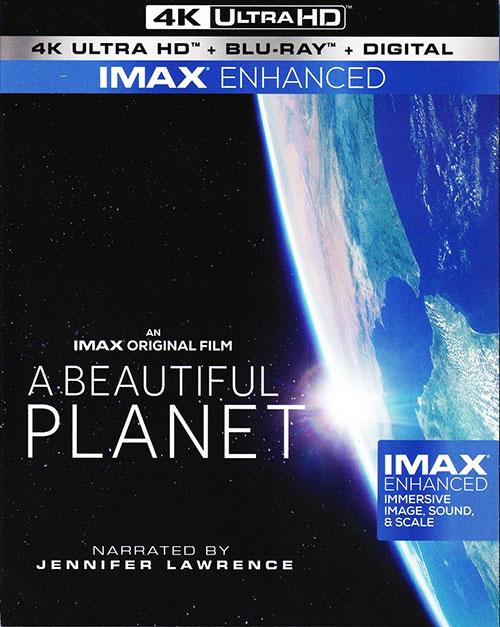 دانلود مستند یک سیاره زیبا A Beautiful Planet 2016 4K Ultra HD