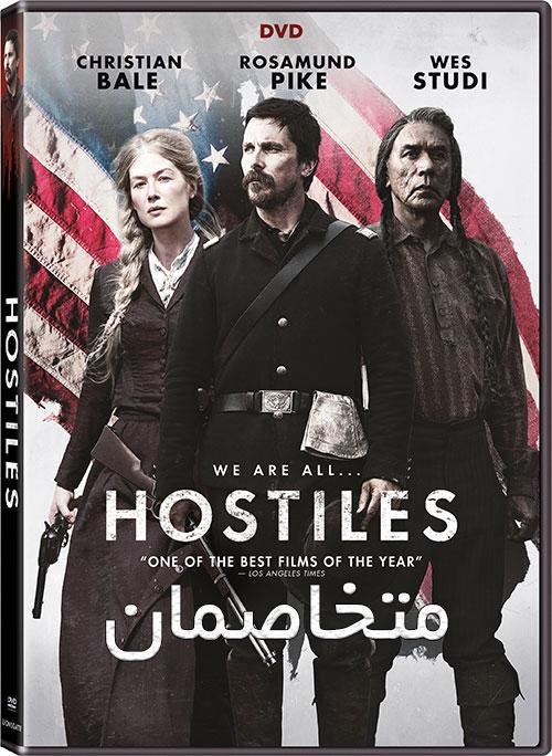 دانلود فیلم متخاصمان با دوبله فارسی Hostiles 2017