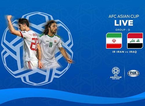 دانلود مسابقه فوتبال ایران و عراق Iran Vs Iraq