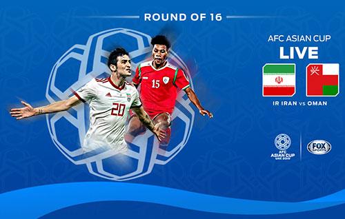 دانلود مسابقه فوتبال ایران و عمان Iran Vs Oman