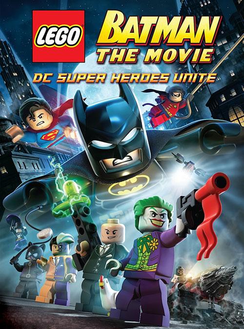 دانلود دوبله فارسی کارتون لگو بتمن: ابرقهرمان ها متحد شوید LEGO Batman: The Movie - DC Superheroes Unite 2013