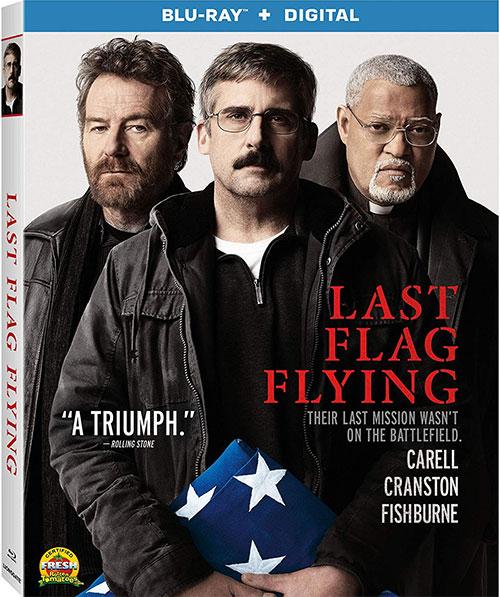 دانلود دوبله فارسی فیلم اهتزاز آخرین پرچم Last Flag Flying 2017