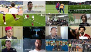 دانلود فیلم Mo Salah A Football Fairytale 2018 دوبله فارسی