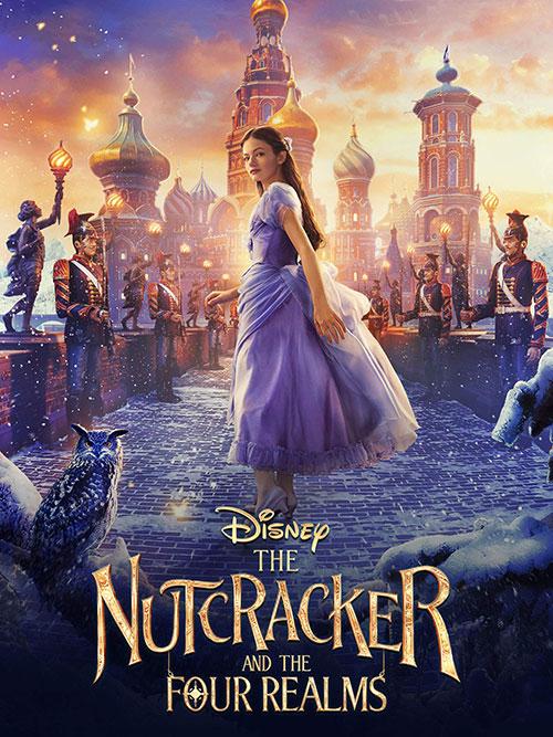 دانلود دوبله فارسی فیلم فندق شکن و چهار قلمرو The Nutcracker and the Four Realms 2018