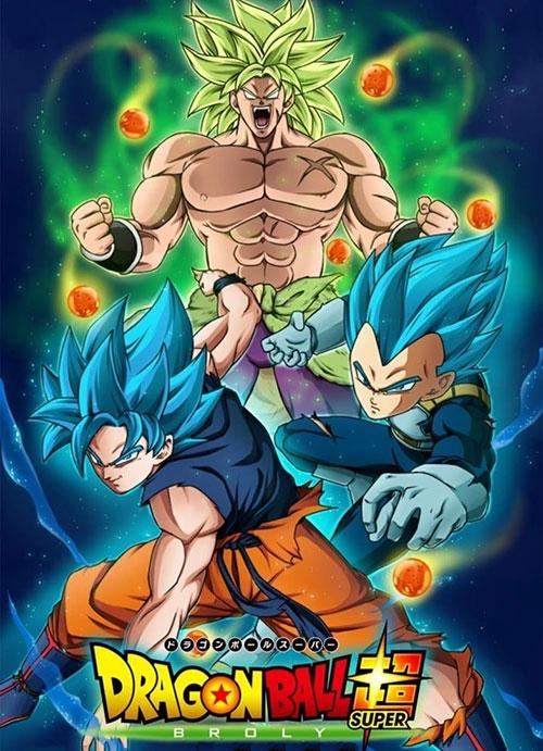 دانلود انیمیشن دراگون بال سوپر: برولی Dragon Ball Super: Broly 2018