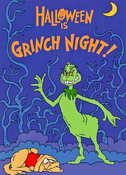 دانلود انیمیشن گرینچ در شب هالووین Halloween is Grinch Night 1977