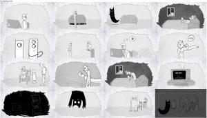 دانلود انیمیشن کوتاه زندگی آقای انیمیشن Life of Mr. Animation 2019