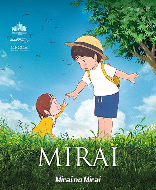 دانلود انیمیشن میرای Mirai 2018