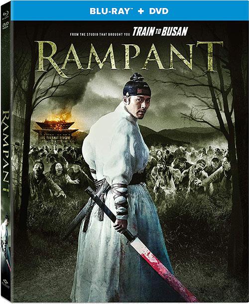 دانلود فیلم کره ای رمپانت Rampant 2018 BluRay