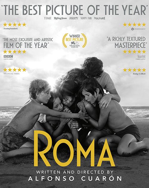دانلود فیلم روما با دوبله فارسی Roma 2018