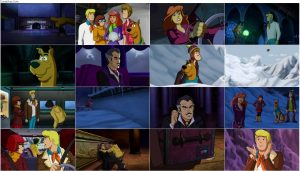دانلود انیمیشن Scooby-Doo! and the Curse of the 13th Ghost 2019