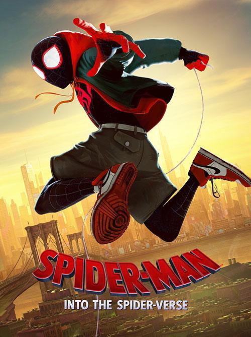 دانلود انیمیشن اسپایدر من: درون دنیای عنکبوتی Spider-Man: Into the Spider-Verse 2018