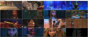 دانلود انیمیشن ملکه برفی ۴: سرزمین آینه دوبله فارسی