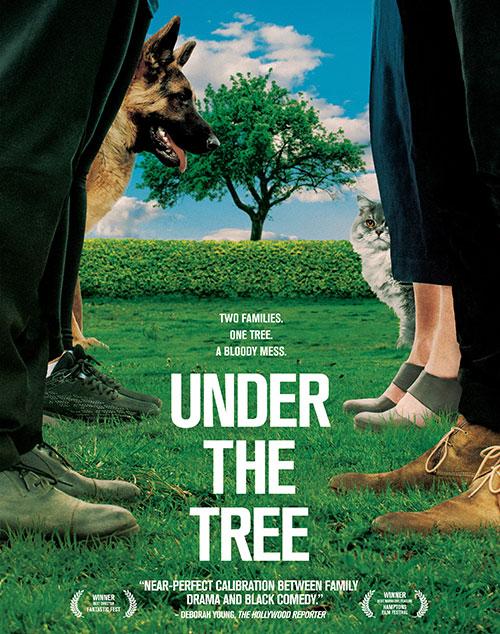 دانلود دوبله فارسی فیلم زیر درخت Under the Tree 2017