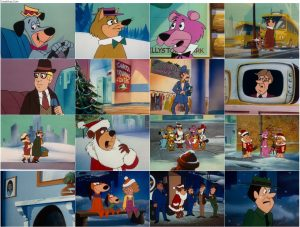 دانلود انیمیشن Yogi Bear's All-Star Comedy Christmas Caper 1982