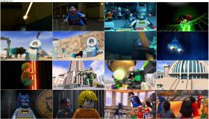 دانلود دوبله فارسی کارتون لگو دیسی: بتمن محاصره میشود Lego DC Comics: Batman Be-Leaguered 2014