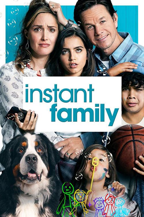 دانلود دوبله فارسی فیلم خانواده فوری Instant Family 2018